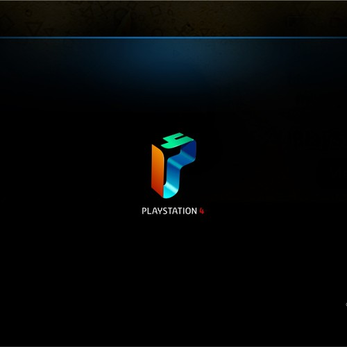 Community Contest: Create the logo for the PlayStation 4. Winner receives $500! Design by Bee4brand