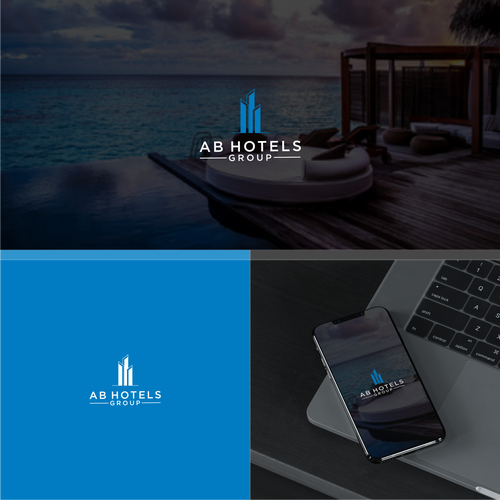 Create a logo for AB Hotels Group | Logo & brand identity