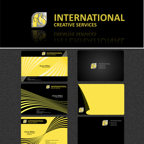 Create the next logo for international creative services for International decor services
