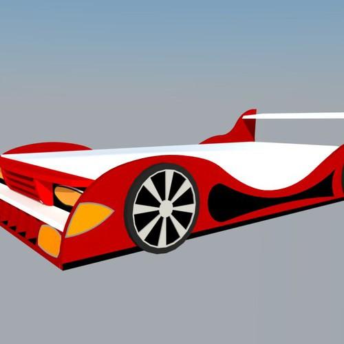 Runner-up design by igrozda