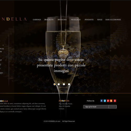 Design finalista por Vishera