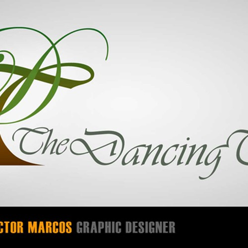 Runner-up design by Victor Marcos