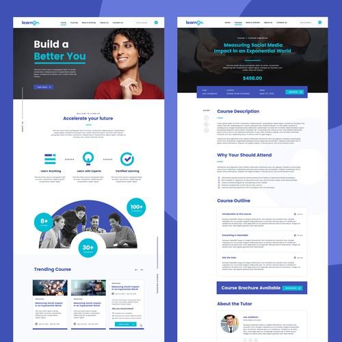 Diseño finalista de NEX Solutions
