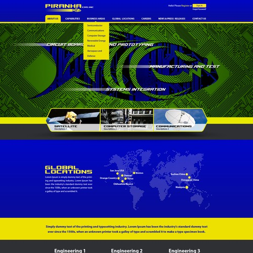 Runner-up design by Unggara Design