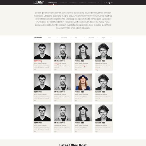 Design finalisti di Dunx Design