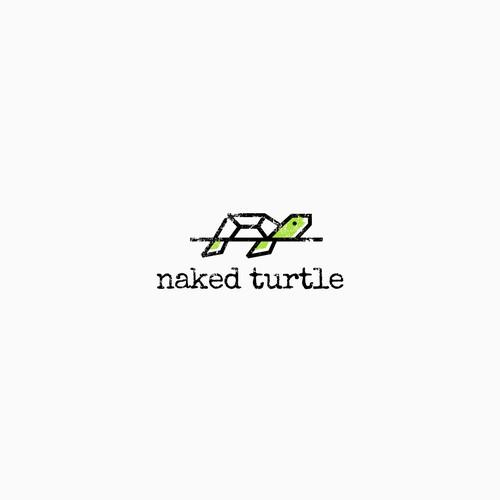 Design a cool logo for a natural body wash, Naked Turtle! Design von gaga vastard