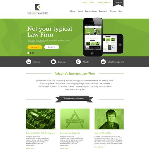 Runner-up design by madebypat.com