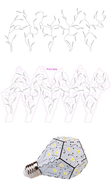 Diseño ganador de SilviaVi