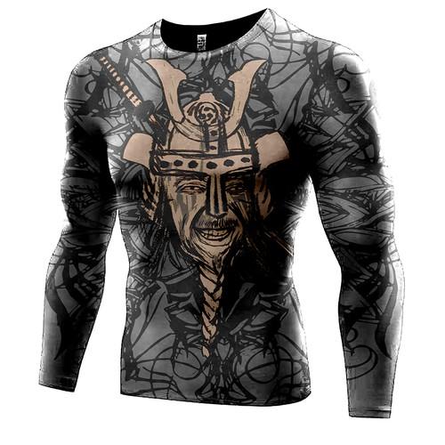 Runner-up design by ClothingDesigner