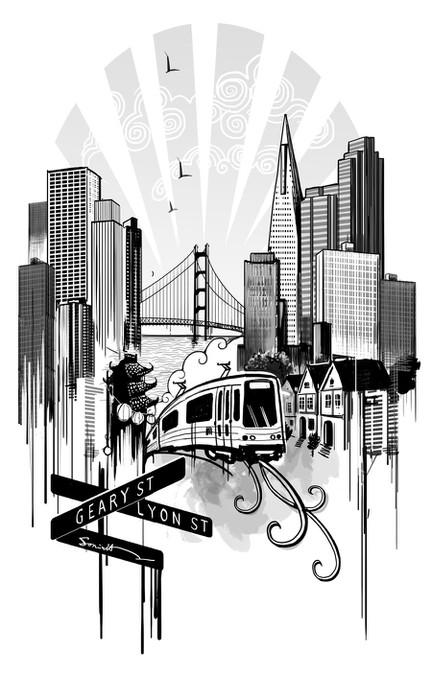 Design vencedor por ilustreishon
