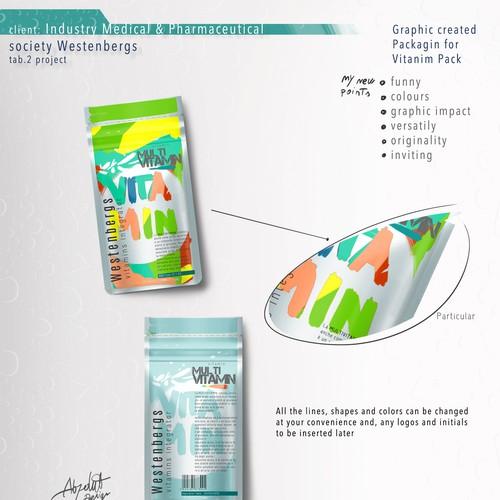 Runner-up design by Abzolut Design