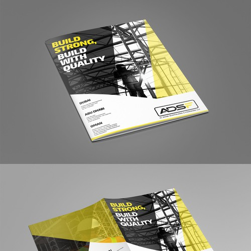 Runner-up design by Kosmos Creatives