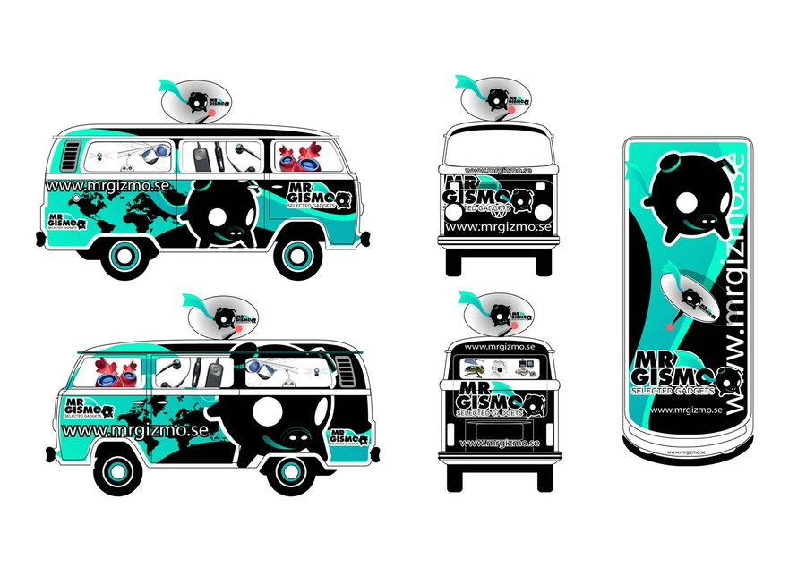Gewinner-Design von tukangambar99