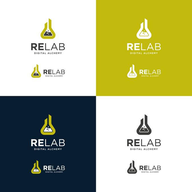 ReLab Logo Redesign | Logo design contest
