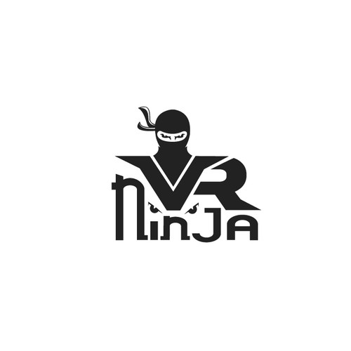VR Ninjas - Logo That Pops - Global Launch Design by E B D E S I G N S ™