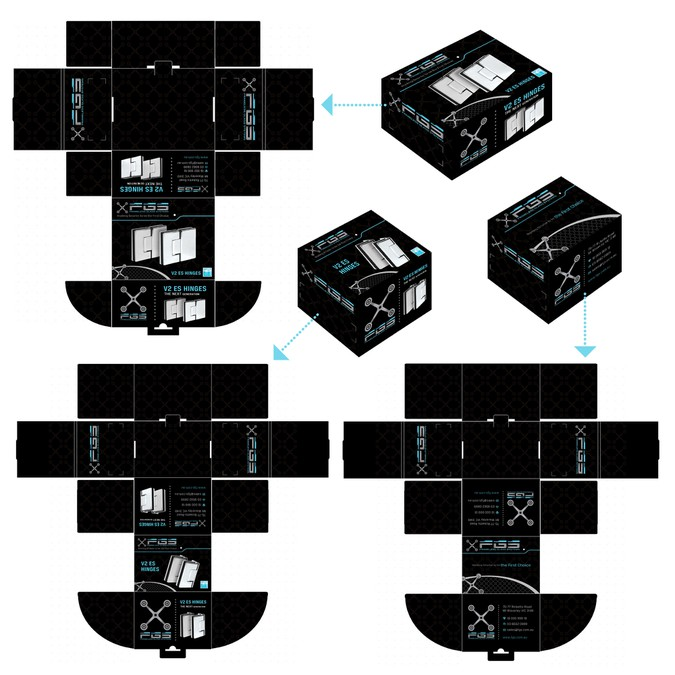 Design vencedor por 99Spring