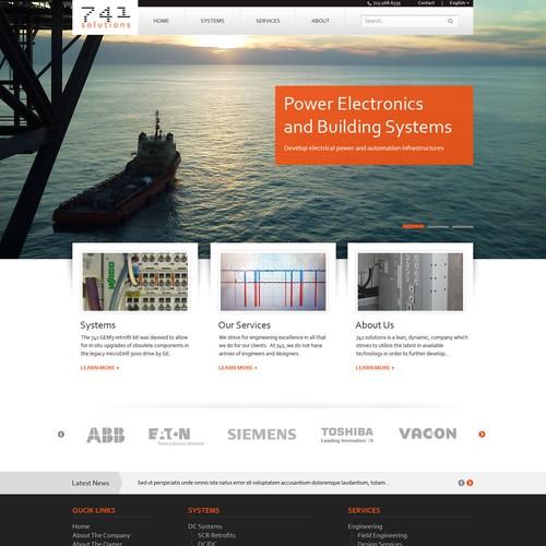 Design finalista por AVcreations