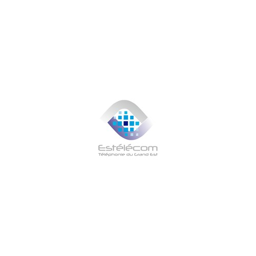 cr u00e9er un logo moderne pour est u00e9l u00e9com