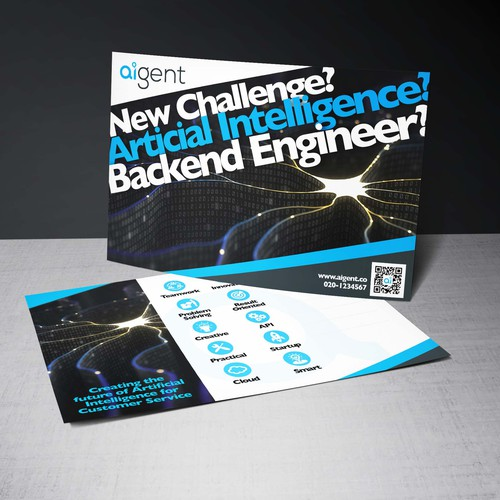 Runner-up design by IDEA Logic✅