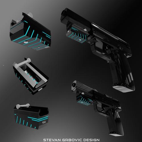 Design finalisti di Stevan Grbovic