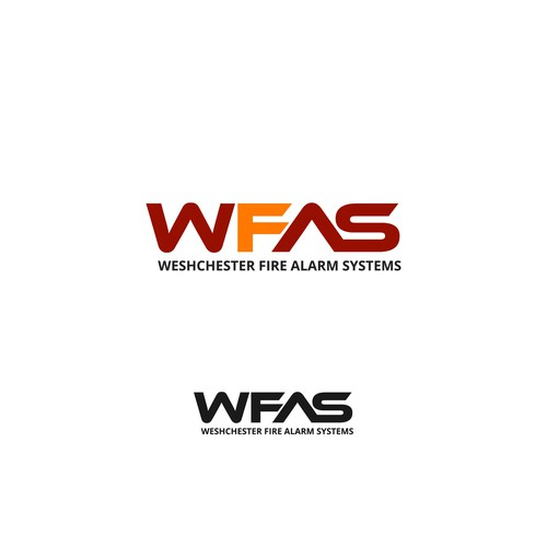 logo design for fire alarm systems company
