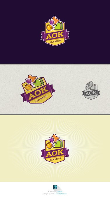 Winning design by ludibes