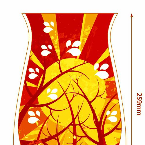 Runner-up design by Elena Bacheva