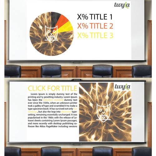 Runner-up design by KwasniakMark