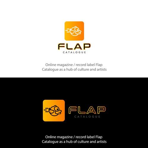 Ontwerp van finalist gigigraphic