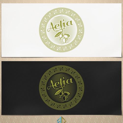 Runner-up design by aleexDee
