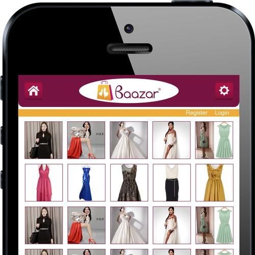 Diseño finalista de 99 app