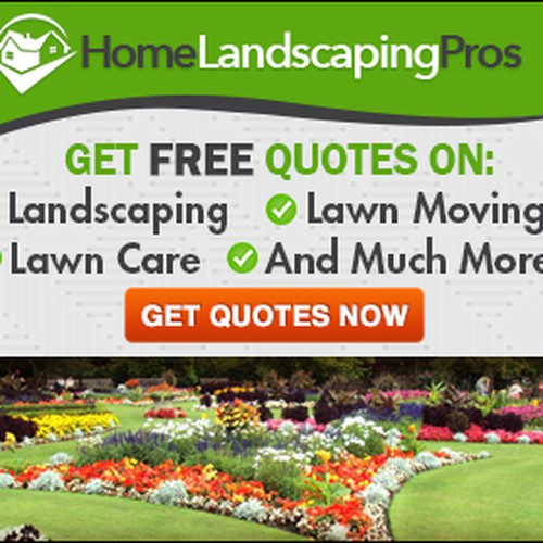 landscaping ad