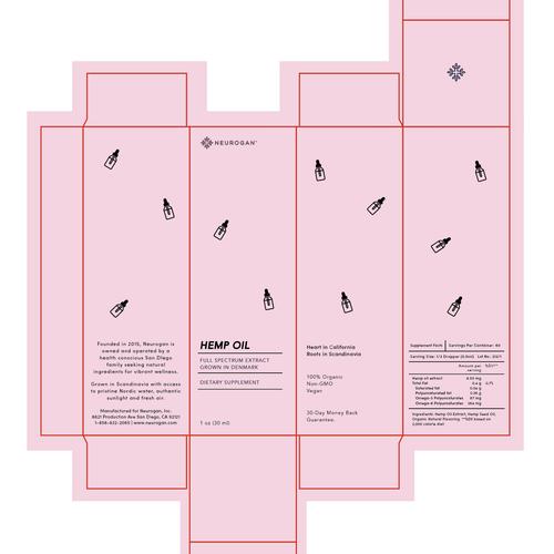 Runner-up design by Minimal Pop