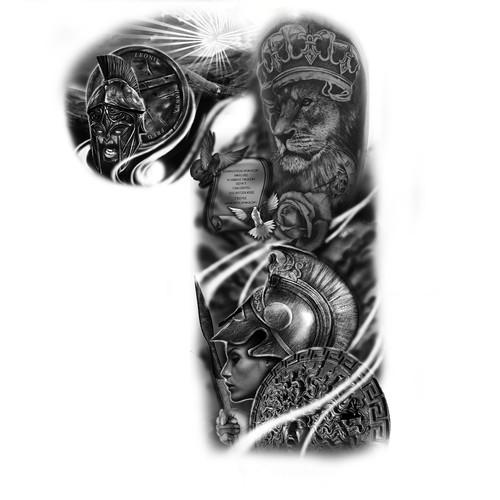 Diseño finalista de Gwinbleid