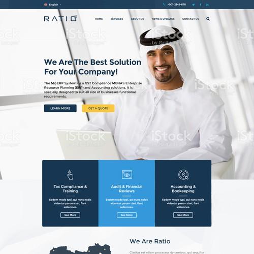 Design finalista por ASAR Solutions
