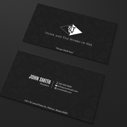 Diseño finalista de An :Designer