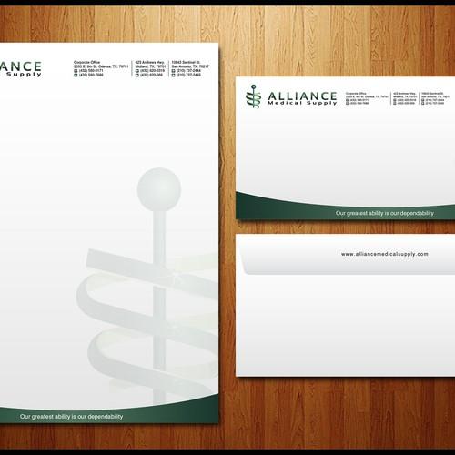 Runner-up design by Bayhil