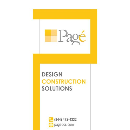 Runner-up design by e^design