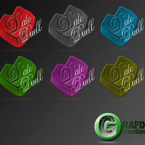 Design finalisti di grafixcreations