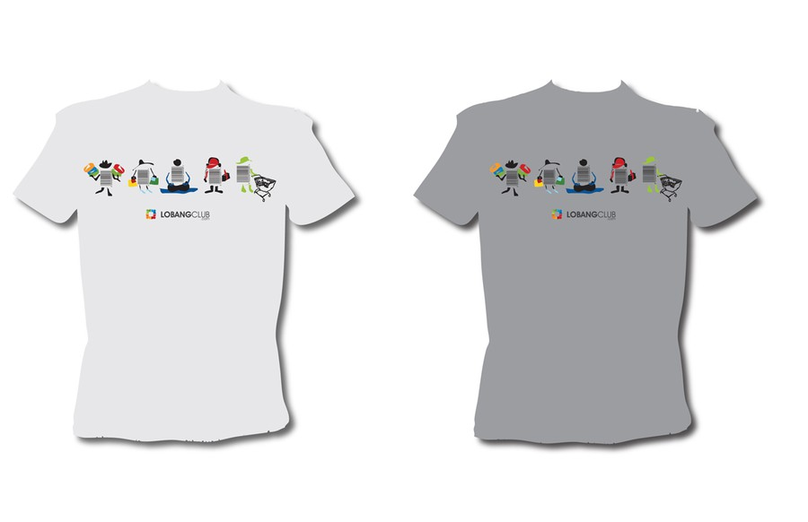 New T Shirt Design Wanted For Iphone App Lobangclub T