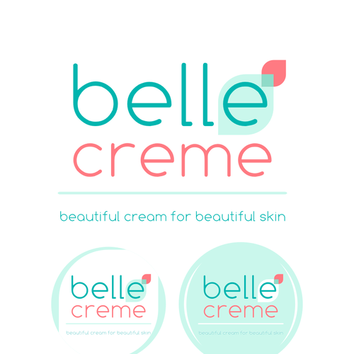 Create the next logo for belle creme Design by Loveshugah
