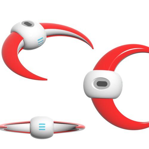 Runner-up design by Stevan Grbovic