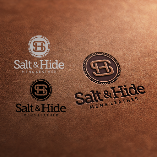 create a logo for a new men s leather goods brand logo design contest 99designs logo design contest