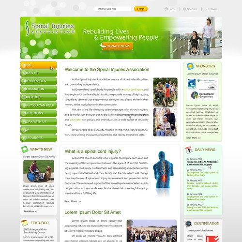 Runner-up design by kudit