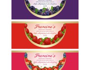 Print & packaging design by Magdalene
