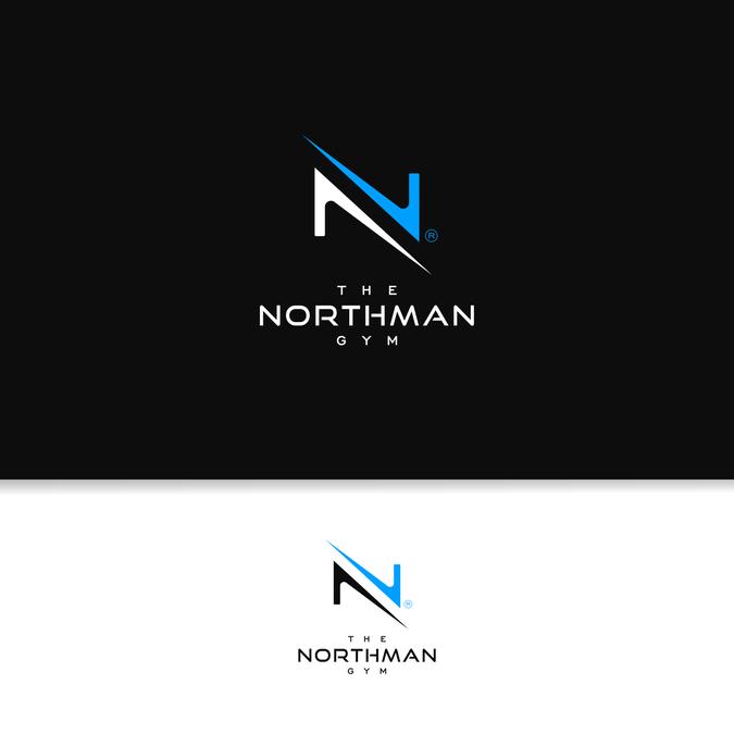 Gym Equipment Logo: Design A Logo For THE NORTHMAN GYM (home Gym Equipment