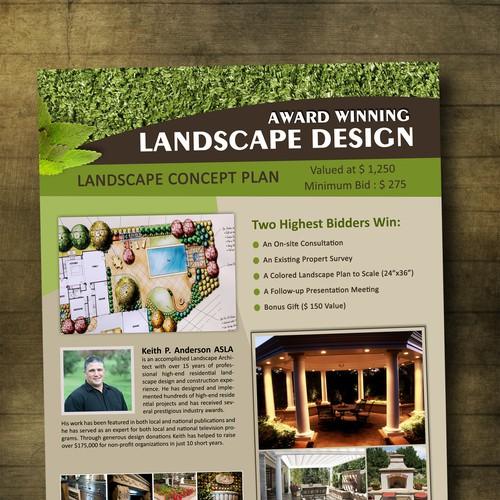 Runner-up design by Tree Design