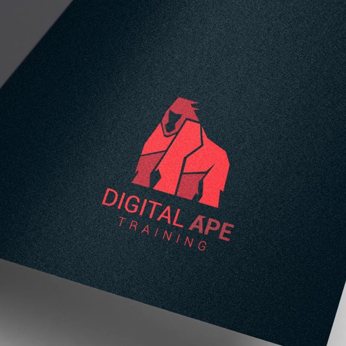 Runner-up design by DRN Design