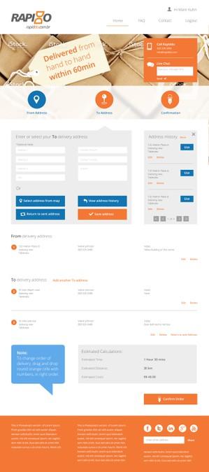 Winning design by MK UI/UX/Web Design