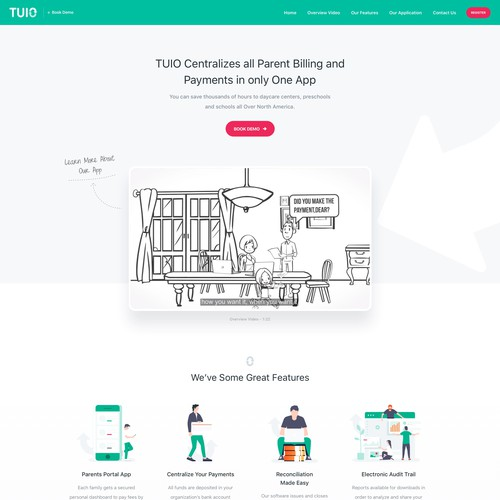 Runner-up design by WebBox